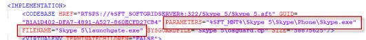 Integrating LaunchGate into OSD file CODEBASE