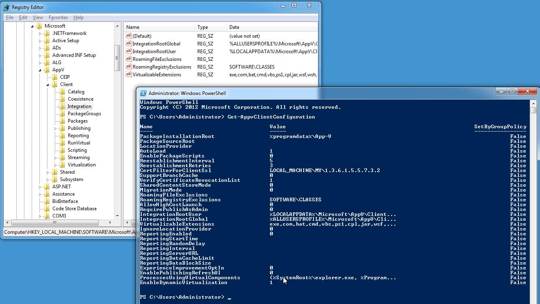 Updating registry keys sp3